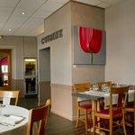 Service de qualité/ Qualified restaurant service