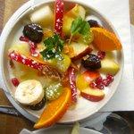 Yogurt Fruit Bowl