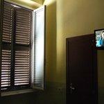 Finestra e tv