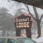 Sunset Lodge in March 2013