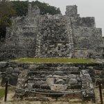 El Meco, nearby Mayan ruins