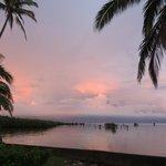 Spectacular Fijian Sunset