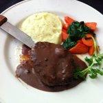 Steak au Poive