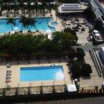 Adjacent hotels