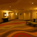 Elevators and Hallway -27th Floor