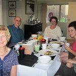 Other Guests Celebrating Anita's Birthday