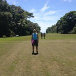 Airstrip at Corcovado National Park-Sirena