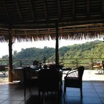 Restaurant at Lapa Rios
