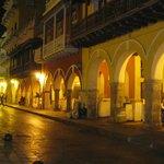 Night Scene, Old Town