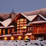 Stowe Meadows Lodge - Winter