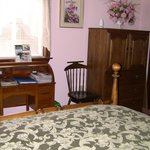Large bedroom fully furnished