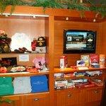souvenir shop in lobby