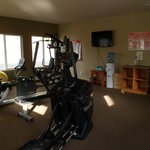 exercise room in Surf Club