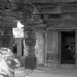 """30 years before """"Nandi"""" was inside the Temple complex"""