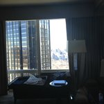 Premier Park View Room....that's the view? Correct.