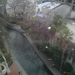 View to the Riverwalk