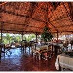 Nosy Be Lodge - Le Restaurant