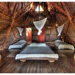 Nosy Be Lodge - Intérieur Bungalow