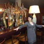 завтрак в гостинице Бельведерской