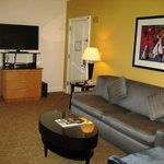 Sitting room, suite on top floor