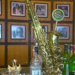 Jazz bar The Living Room