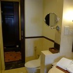 River View room toilet