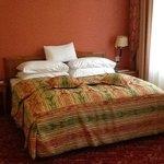 Mercure Hotel,Zimmer zum Innenhof