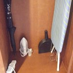 Contents inside the wardrobe