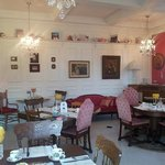 The O'Connor House English Tea Room