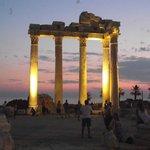 Side Apollon Temple