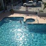 Fräsch pool