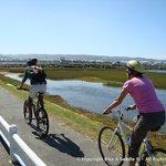Knysna Village Cycle with Bike & Saddle