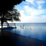 villa (balai 3) with infinity pool and sea view