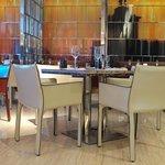 La Boheme Cafe Foto