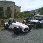Hotel Dom y Lotus Cars