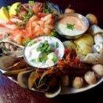 Foto de The Landing Seafood Restaurant & Bar