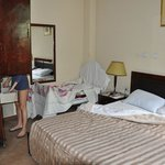 Camera da letto, appartamento 203 secondo piano