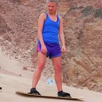 Dahab Sandboarding, 13 Apr'12, 8
