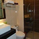 Beautiful bathroom, Yellow House Saigon