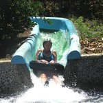 the scary waterslide