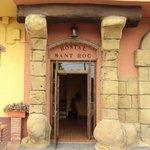 Entrada Hostal Sant Roc