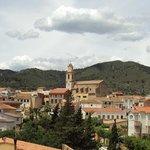 Vista desde Hostal Sant Roc