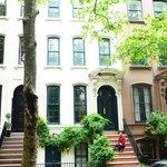 Upper East Side - Immeuble de Breackfast at Tiffany's