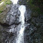 Waterfall to rappel
