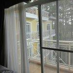 Room 402 Veranda view