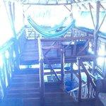 upper level treehouse