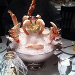 Seafood Tower Appitizer