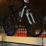 Cape Argus cycle Tour - Bar counter