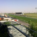 Racetrack from Terrace