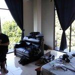 la nostra stanza al Kandy View